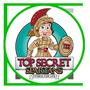 TopSecretSpartans Logo